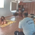 Girne Municipality had First Aid training from Girne Civil Defence (4) image