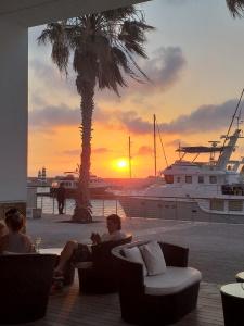 Hemingways sunset