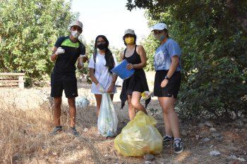 Boğaz Picnic Area clean-up (3)