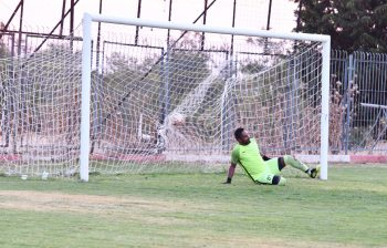 EMEK's penalty equalises for Esentepe.