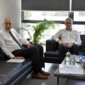 Girne Municipality meet Chamber of Industry, (2)