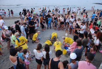 Karşıyaka Güzelyalı Beach Turtle project (1)