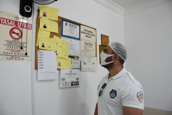 Girne Schools and Student Spaces being inspected (4)