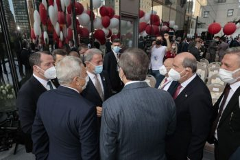 Opening of the Turkish House in New York (1) 1