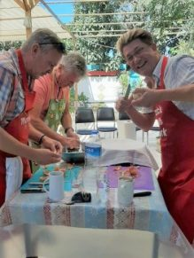 ATA cookery course (2)