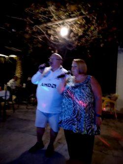 Seabreeze Restaurant, Kucuk Erenkoy had another great Karaoke (14)