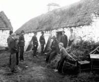 The Irish famine 1845-6