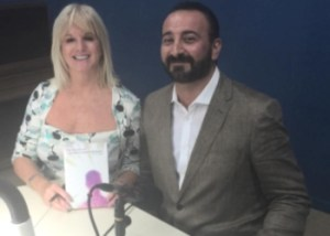 North Cyprus - BRT Radio - The Main Event with D.U. Sivri, Psychotherapist and Author