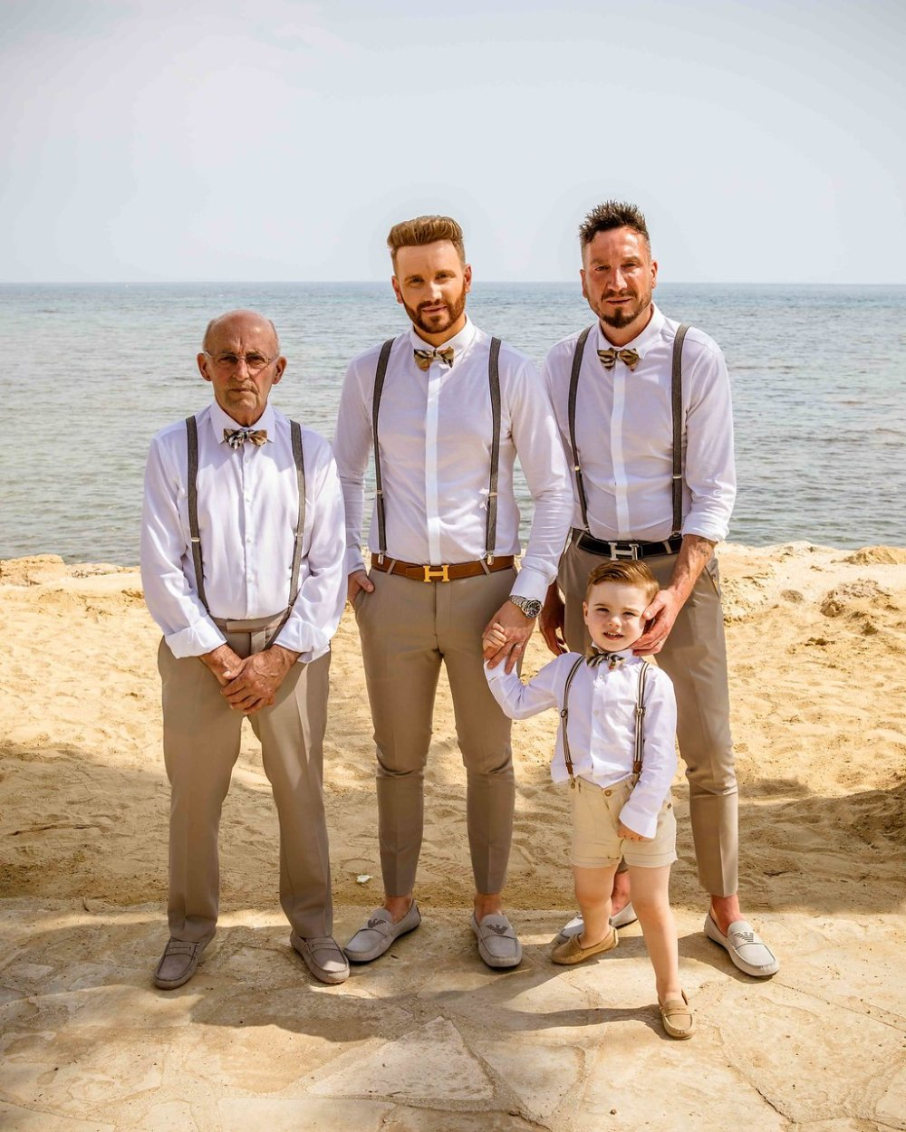 Adorable Beach Wedding