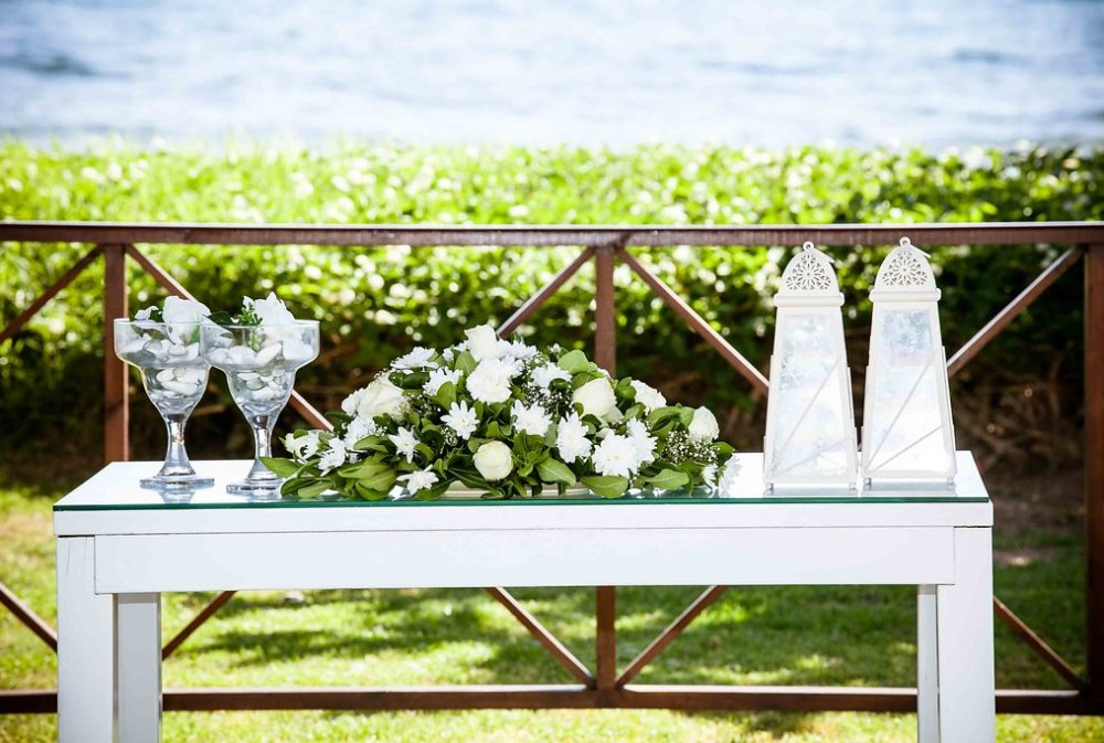 Lovely Laid Back Seaside Ceremony