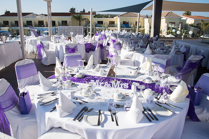 Atlantica Aeneas Hotel Weddings in Ayia Napa, Cyprus