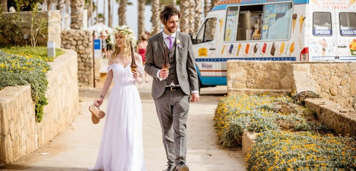 Athena Beach Hotel Weddings