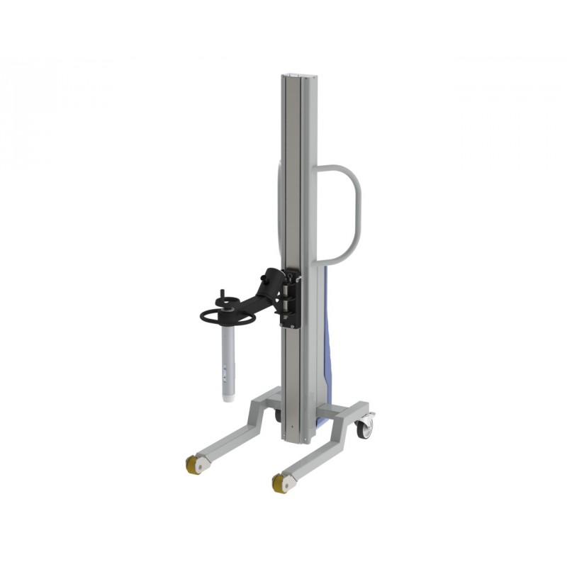 LIFTER 300 Equipo manual para elevar bobinas, cajas