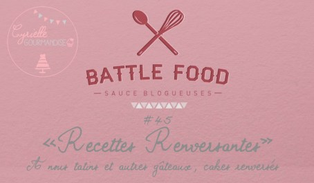 Logo Battle Food 45