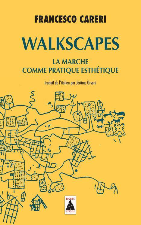Walkscapes de Francesco Careri
