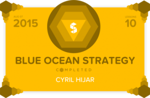 Blue Ocean Strategie MOOC