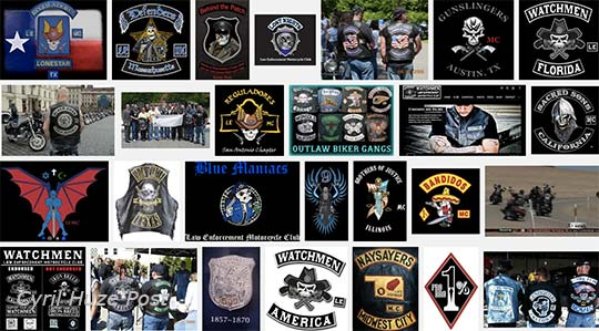 Police Biker Clubs Are They Hurting