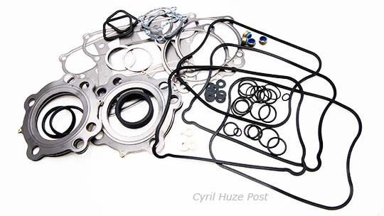 S&S Cycle Viola V-Twin Now Offers U.S. Made Cometic Gasket