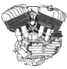 Harley Davidson V Twin Diagram, Harley, Free Engine Image