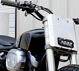 Gas Monkey Garage Harley Sportster Raffle at Cyril Huze