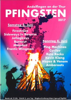 Pfingstsause 2017