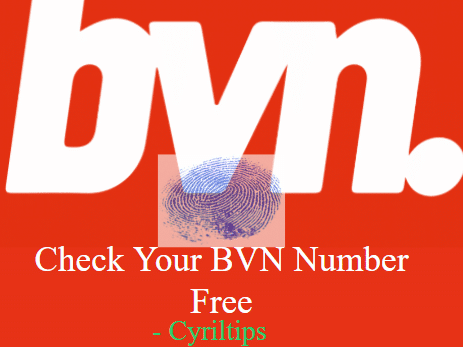 Easy Ways To Check Your BVN Number On Phones Free (A 2020 Guide)