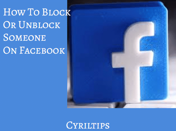 How To Block Or Unblock Someone On Facebook In 5 Easy Steps (2020)