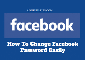 How To Change Facebook Password In 5 Easy Steps (2020)
