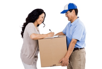 meaning of courier delivery service in nigeria