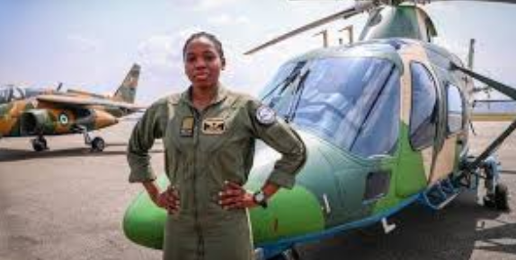 salary structure of nigerian airforce