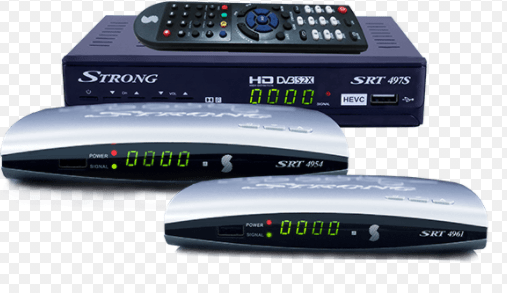 free to air strong decoder in nigeria
