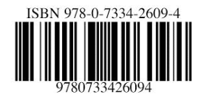 sample of isbn for books