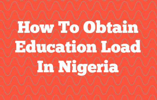 ways to obtain student loan in nigeria