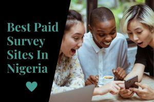 12 Top Best Paid Survey Sites In Nigeria