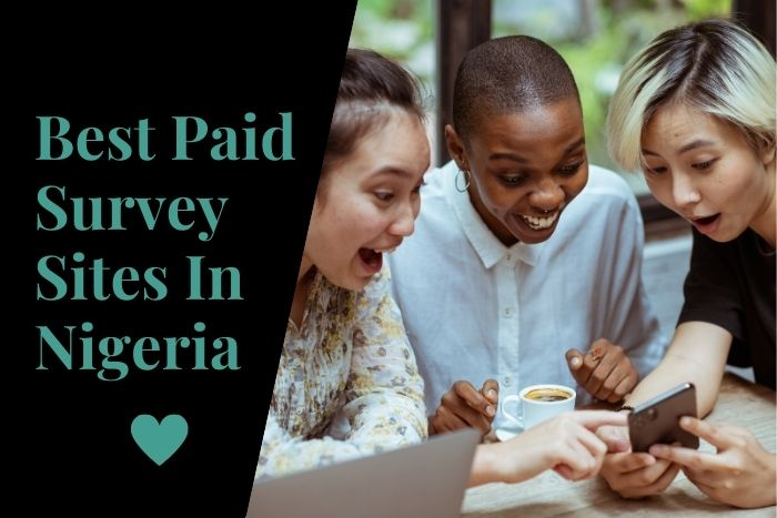 This is a detailed guide on the 12 top best paid survey sites in Nigeria. All over the world, people have sourced for other means of making money online besides their regular paid jobs. This has brought about the introduction of paid surveys which one can do from any place at any time. This method of earning is so convenient that it doesn't require physical presence. Just have a mobile device or laptop and a good network connection, you are good to go. Whether you are looking for means of making money online in Nigeria without paying money to start, or the best paid survey sites in Nigeria, this guide will help. Best Paid Survey Sites In Nigeria There are numerous survey sites in Nigeria and a few that guarantee payment after completing surveys or tasks. Amongst those paid survey sites in Nigeria, we have decided to list out a few of the best paid survey sites in Nigeria. 1. Surveytime Surveytime is one of the best paid survey sites in Nigeria and they make use of Paypal for their payouts. There is no payout threshold and it is available around the world. It is known as one of the best survey sites that has the most available surveys for Nigerians. Surveytime is quite easy to operate and it only requires you to select surveys from a list of surveys available regularly. One awesome thing about the Surveytime is that it pays you immediately after you complete a survey. 2. TGM Panel TGM Panel offer payouts through gift cards and the payout threshold are $10. This survey site has a unique panel for Nigerians and that makes it awesome. Although the surveys may take a longer time to get, but an email would be sent to you containing new surveys. They are known to pay well when compared to so many other survey sites that makes it worth your time. . Payouts can be gotten as gift cards once it has risen up to $10. 3. Mobrog Nigeria Mobrog is another best paid survey sites for Nigerians that make use of Paypal and Skrill for making Payouts to users. It also has a Payout thresh