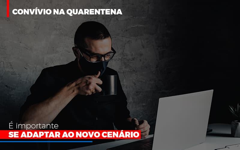 Convivio Na Quarentena - Cysne Administradora de bens e Condomínios