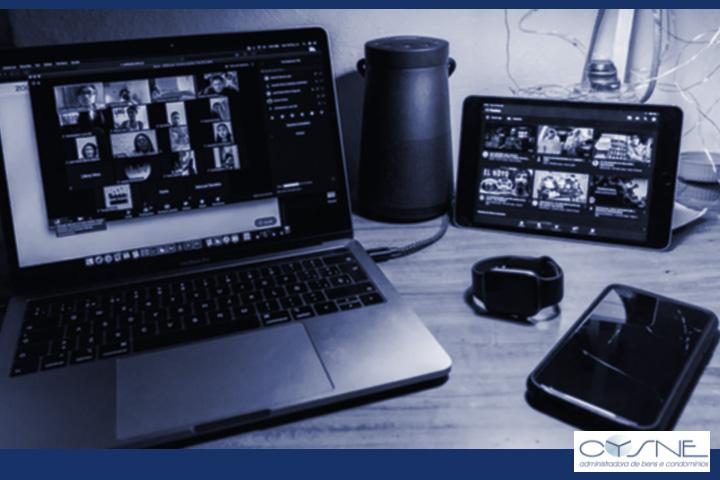 20201022 Assembleiavirtual - Cysne Administradora de bens e Condomínios