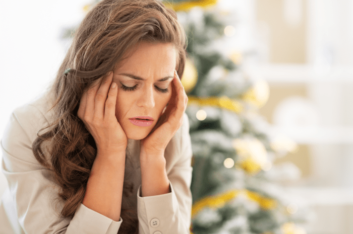 Coping with infertility at Christmas