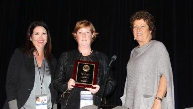 Michelle Tate – 2016 Christina Fleischmann Award