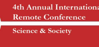 4th Annual International Remote Conference Science and Society, February 9-10, 2019