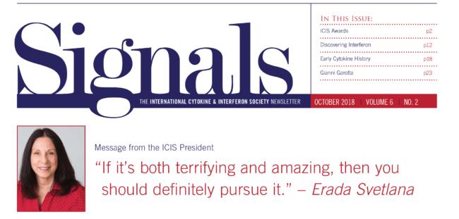 Signals Newsletter, Volume 6, No. 2