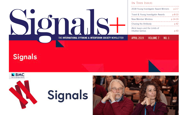 Signals+ Volume 7, No. 1