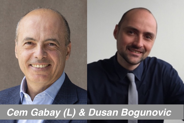 Cem Gabay is now Dean of the University of Geneva Faculty of Medicine, and Dusan Bogunovic has taken over as ICIS Treasurer (2019-2020)