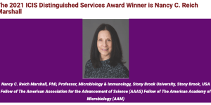 2021 ICIS-Distinguished Services Award