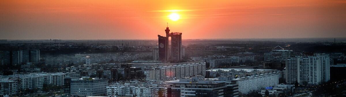 Сербская столица Белград