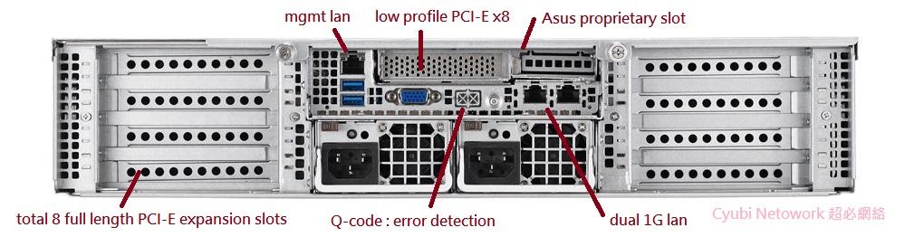 【放到4張Tesla P100!】開箱解構 Asus ESC4000 G3 四顯卡GPU server (ゝ∀・)b | Cyubi Network 超必網絡