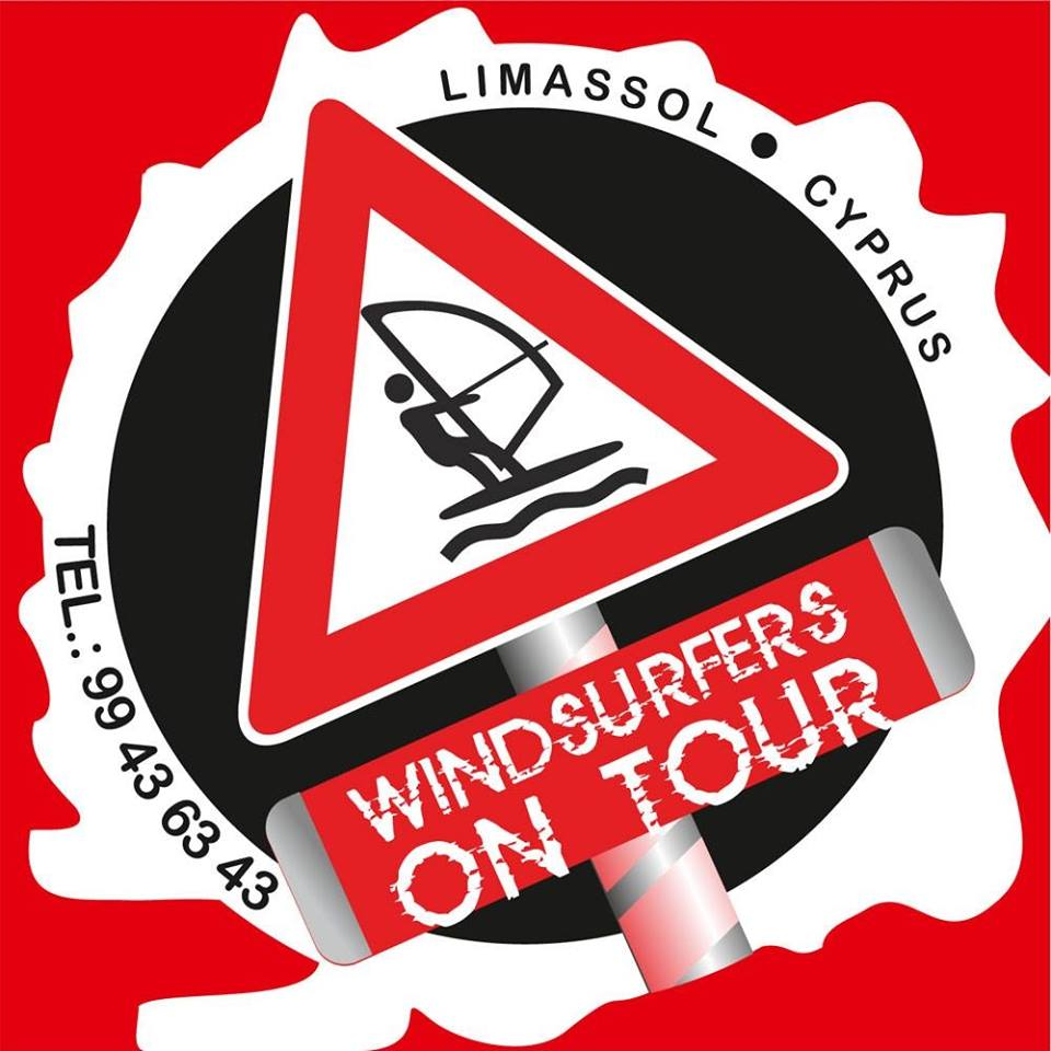 Picture of Windsurfers on tour