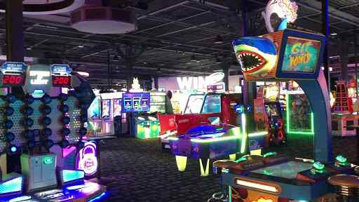 dave and busters franchise