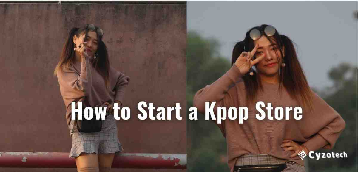how to start a kpop store