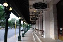 Haunted Menger Hotel San Antonio Texas